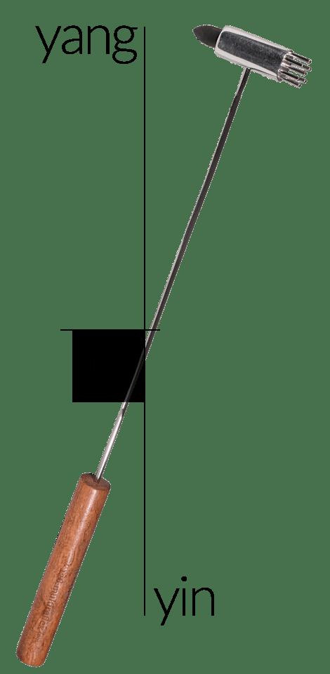 petit marteau yin yang nº128
