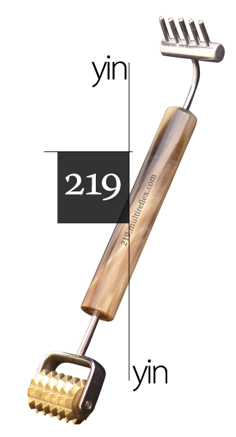 peigne et rouleau yin nº219